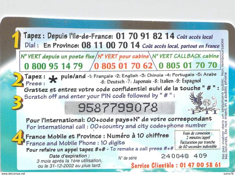 Carte Prépayée - GOLD ACCES   - 50 FF - Frankrijk