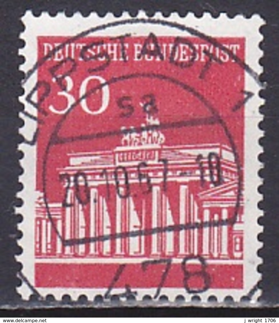 FRG/1966 - Mi 508 - 30 Pf - USED/'LIPPSTADT 1' - Used Stamps