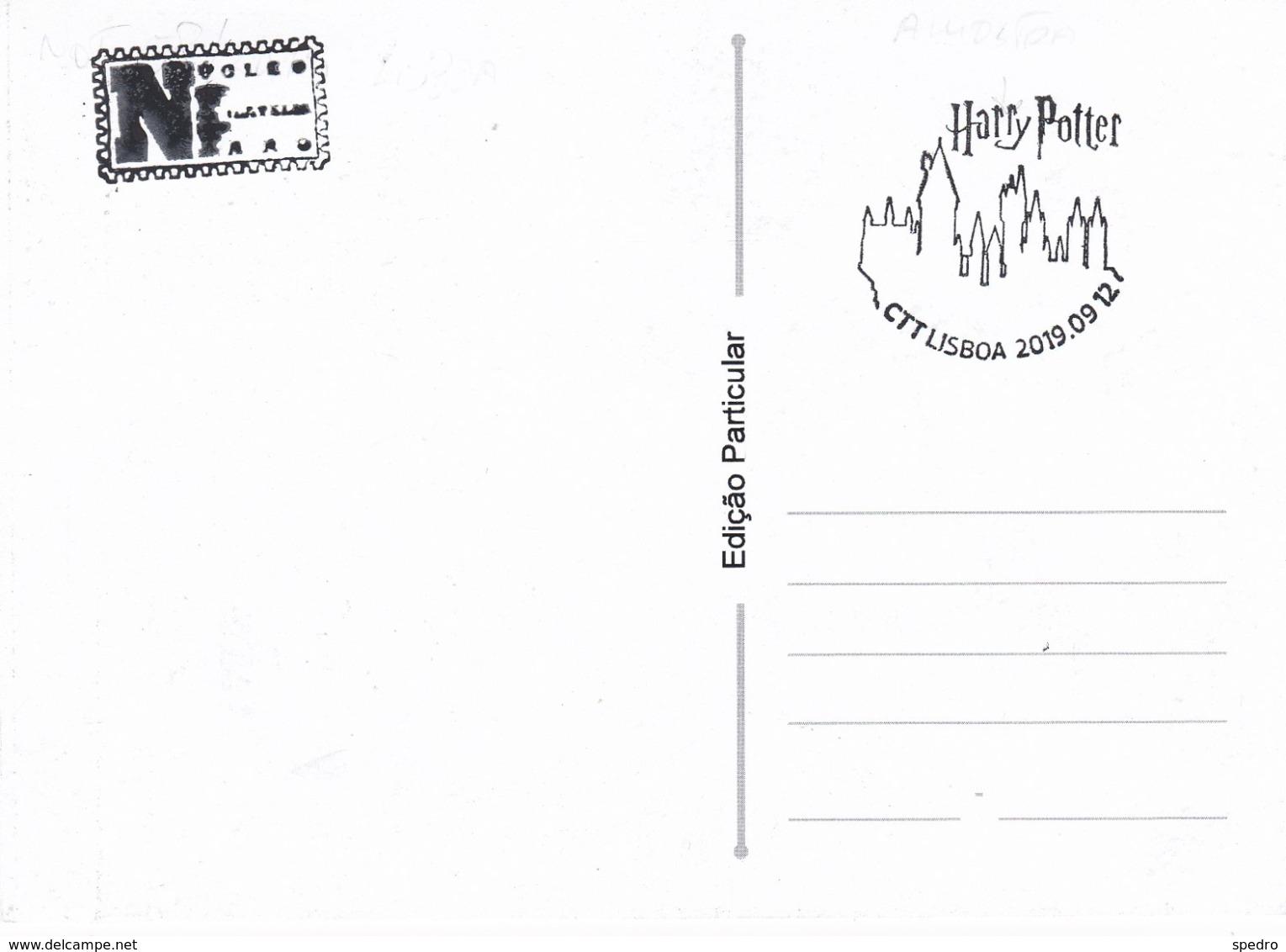 Portugal 2019 Harry Potter Lord Voldemort Ralph Fiennes Actor Cinema Movie Literature Kino Maxicard Maximum Máximo - Cinema