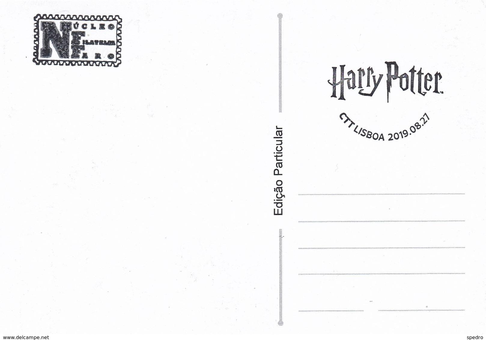 Portugal 2019 Harry Potter Maximum Ron Weasley Rupert Grint Actor Cinema Kino Film Acteur Attore Maxicard Postal Máximo - Cinema