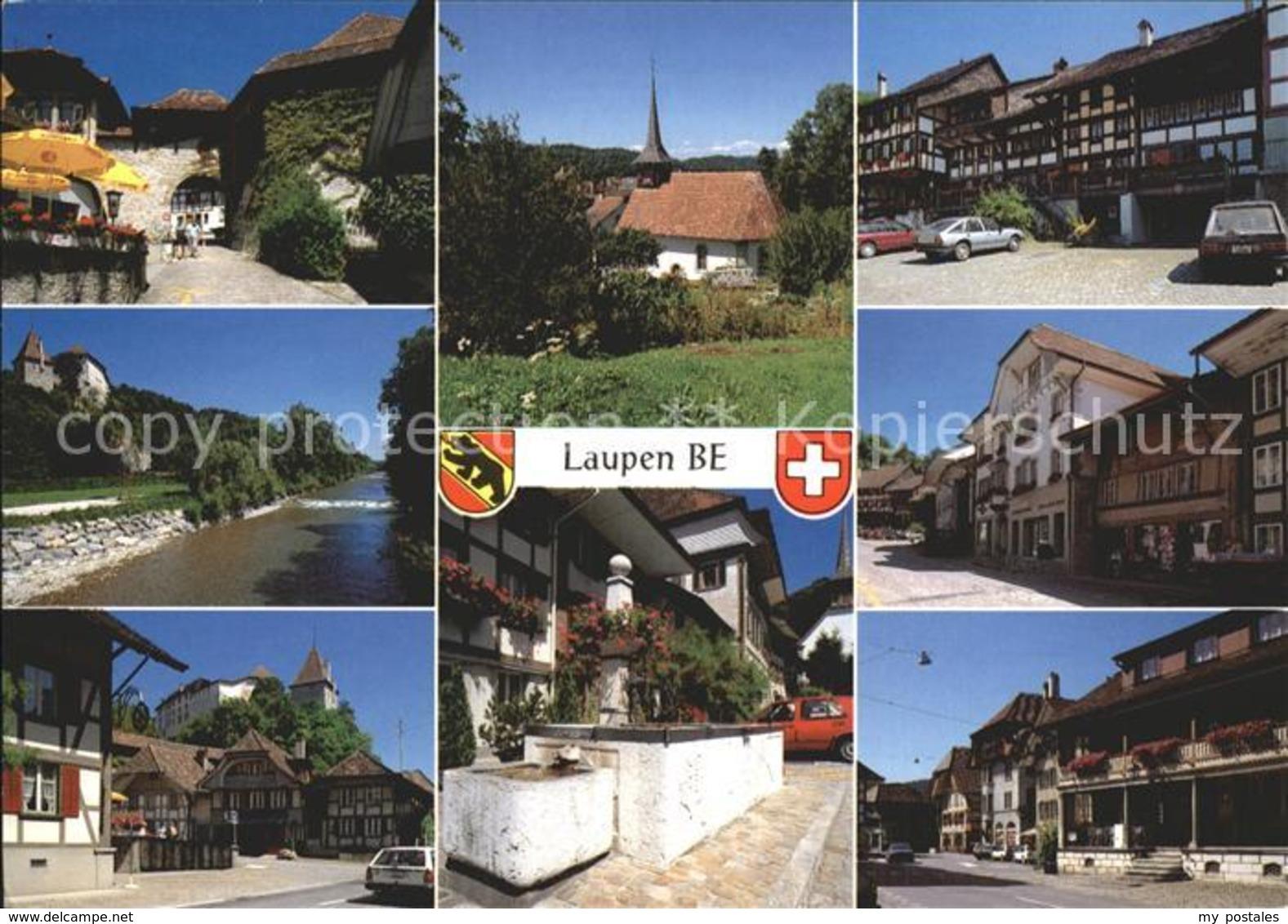 12327952 Laupen_BE  Laupen_BE - BE Berne