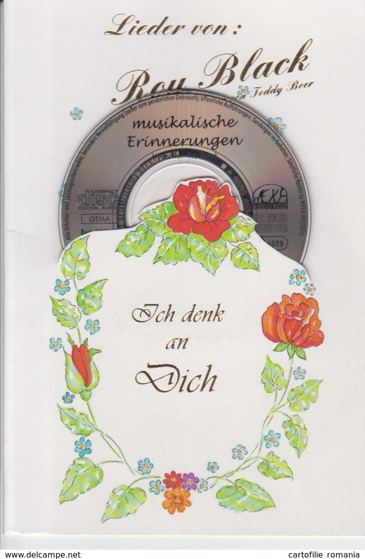 Musikalische Erinnerungen Lieder Von Roy Black, German Language, Taunus Verlag, Unused - Musik & Instrumente