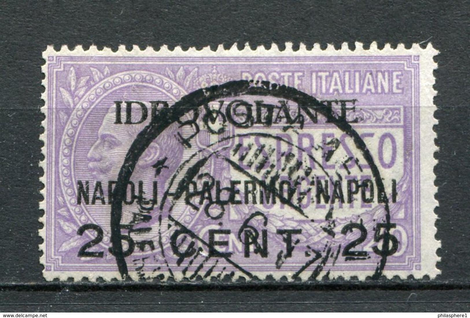 Italien Nr.127       O  Used           (671) - Gebraucht