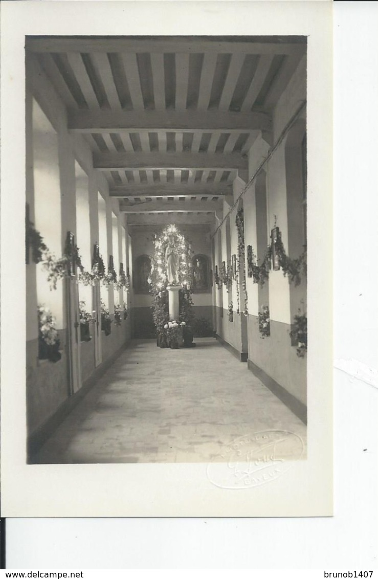 CARTE PHOTO   COMMUNAUTE HOTEL DIEU DE BAYEUX  Photographie De G YOUF - Bayeux