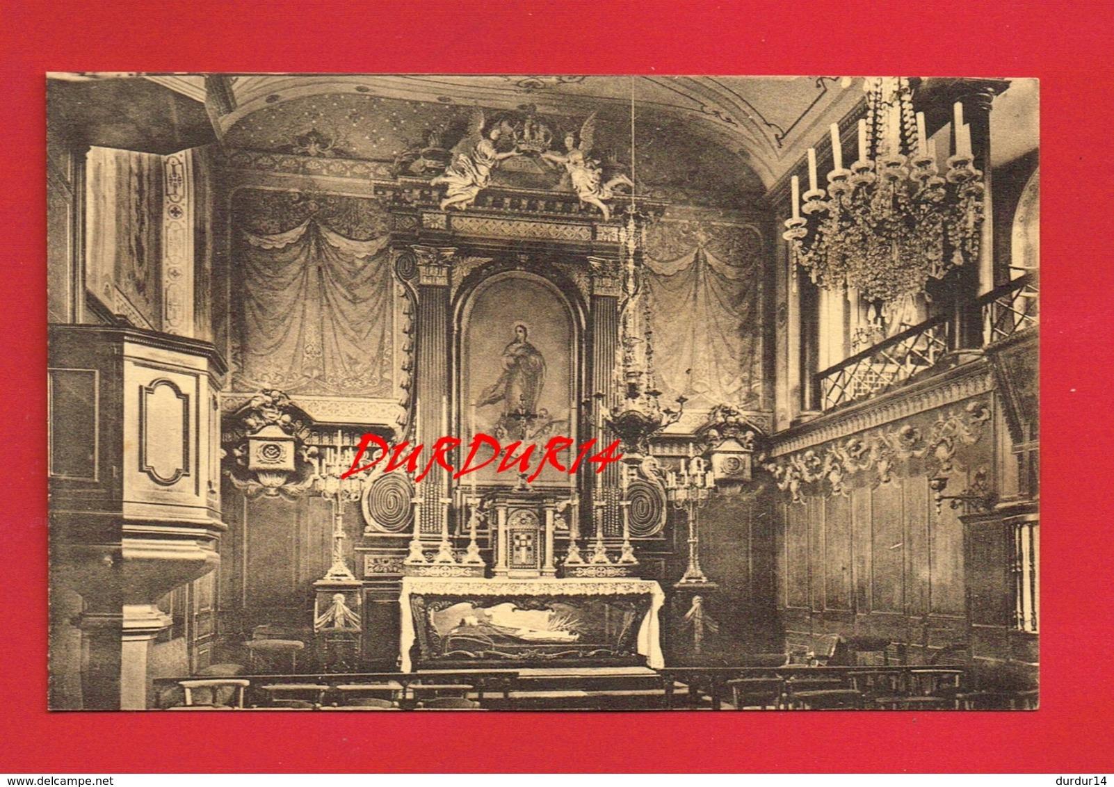 14 Calvados BAYEUX Monastère Des Augustines Le Sanctuaire - Bayeux
