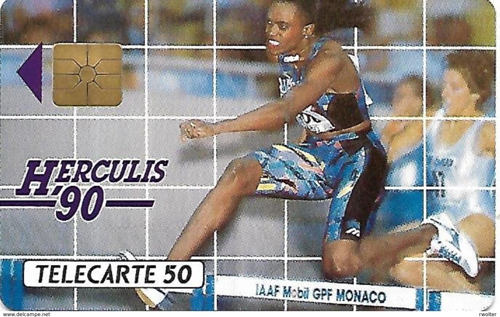 @+ Monaco - Herculis '90 - 50U - Ref: MF6 - Monaco