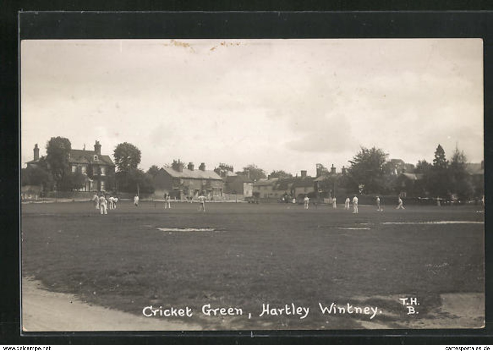 Pc Hartley Wintney, Cricket Green - Ohne Zuordnung