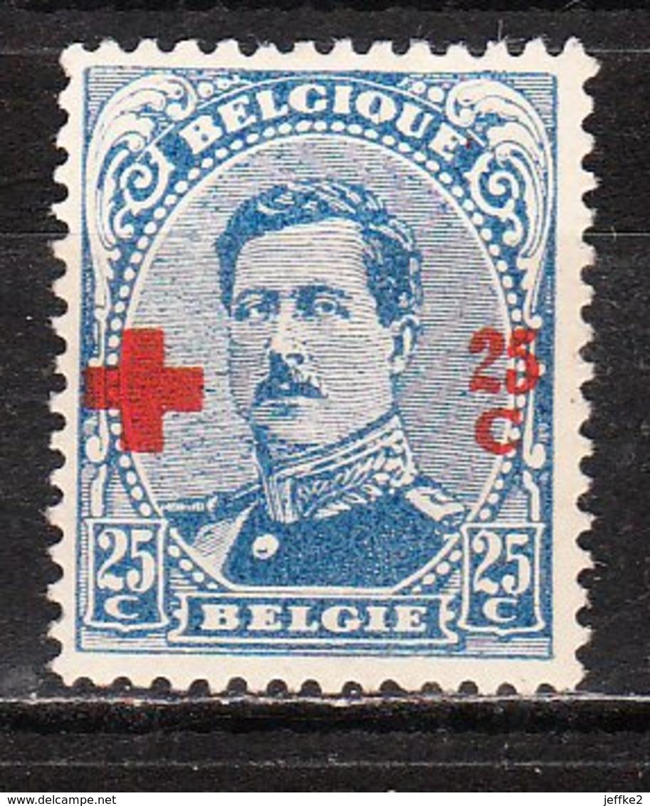 156*  Croix-Rouge - Bonne Valeur - MH* - LOOK!!!! - 1918 Croix-Rouge