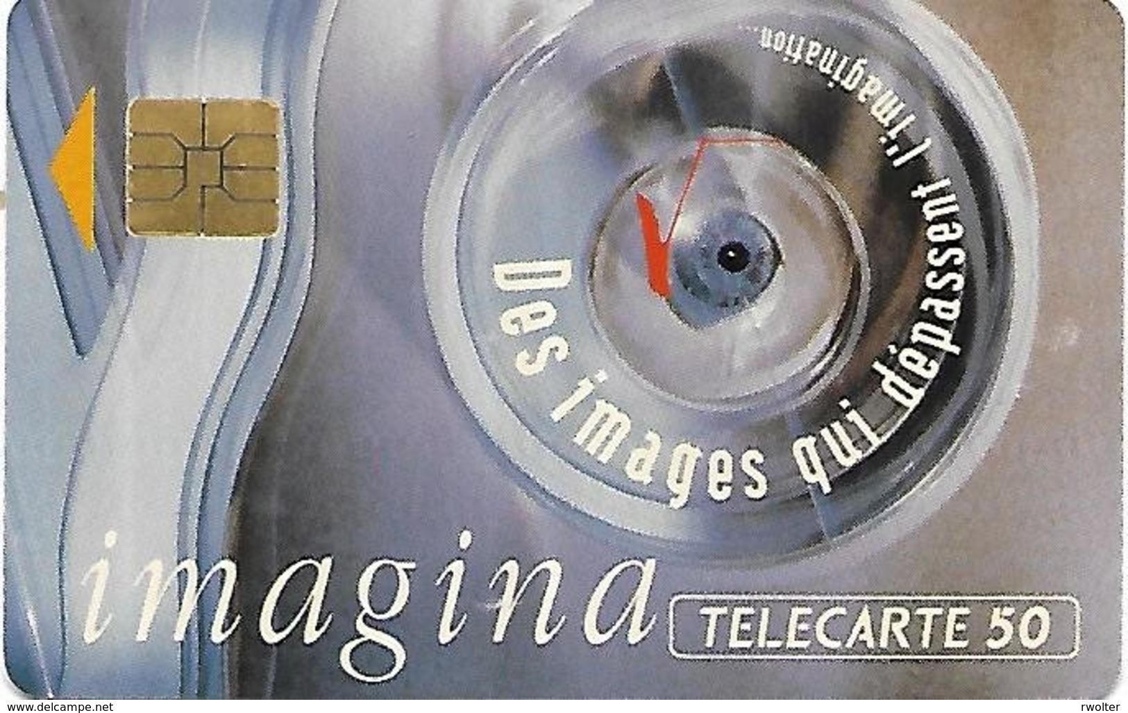 @+ Monaco - Imagina 1992 - Ref: MF19 - Monaco