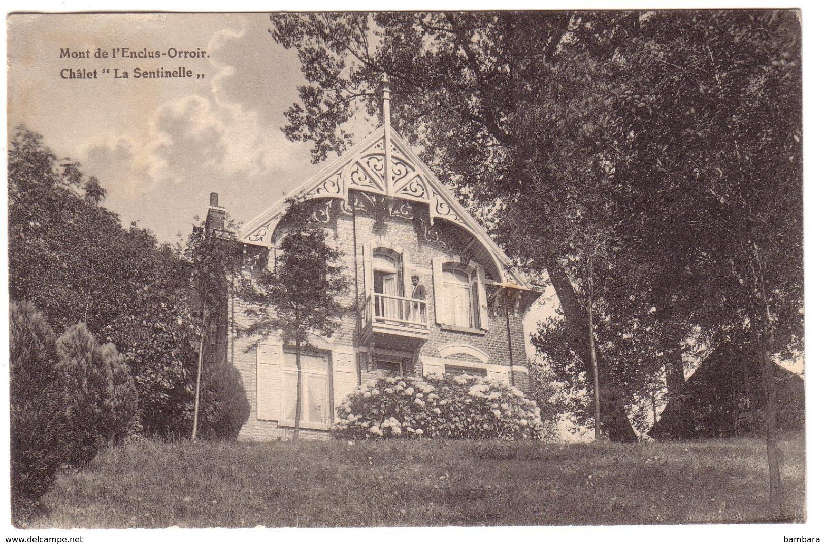 ORROIR - Châlet  La Sentinelle. - Mont-de-l'Enclus