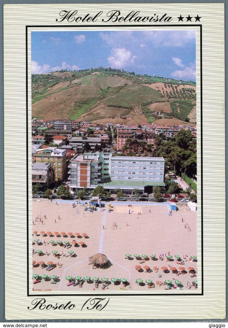 °°° Cartolina - Roseto Hotel Bellavista Nuova °°° - Teramo