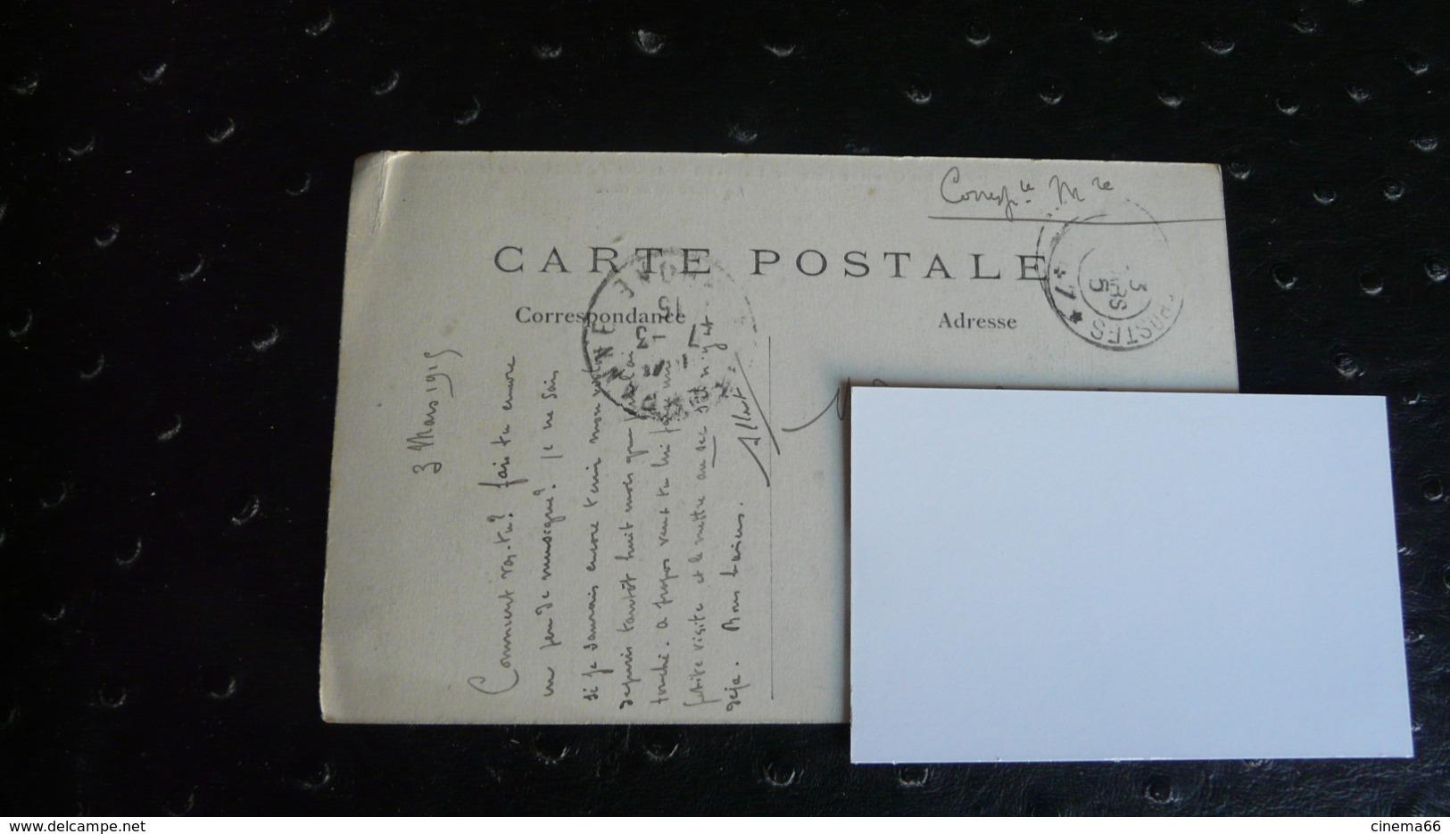291 - La Grande Guerre 1914-15 - Aspect D'ARRAS Après Le Bombardement - La Place De La Gare - Guerre 1914-18