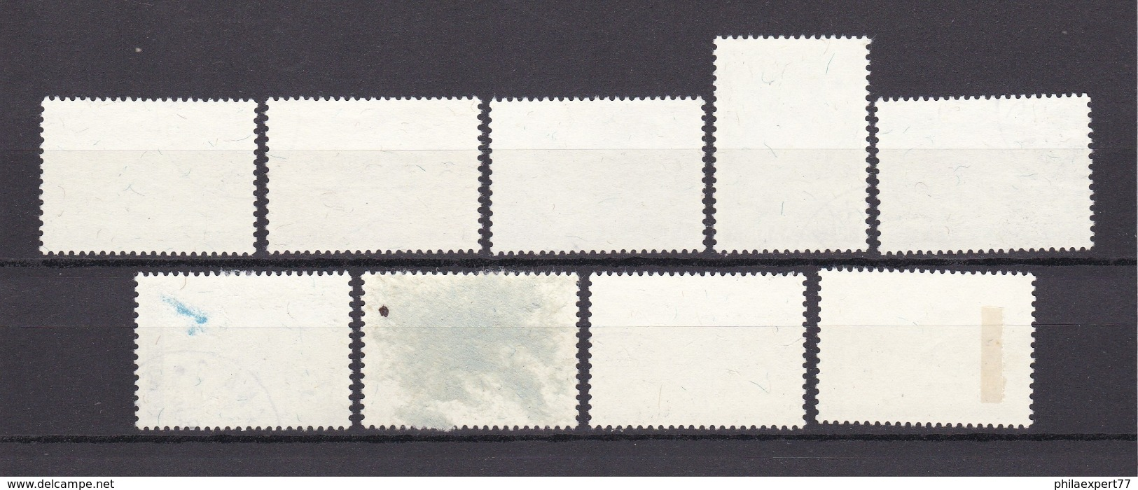 Jugoslawien - 1958 - Michel Nr. 842/850 - Gest. - 20 Euro - Gebraucht