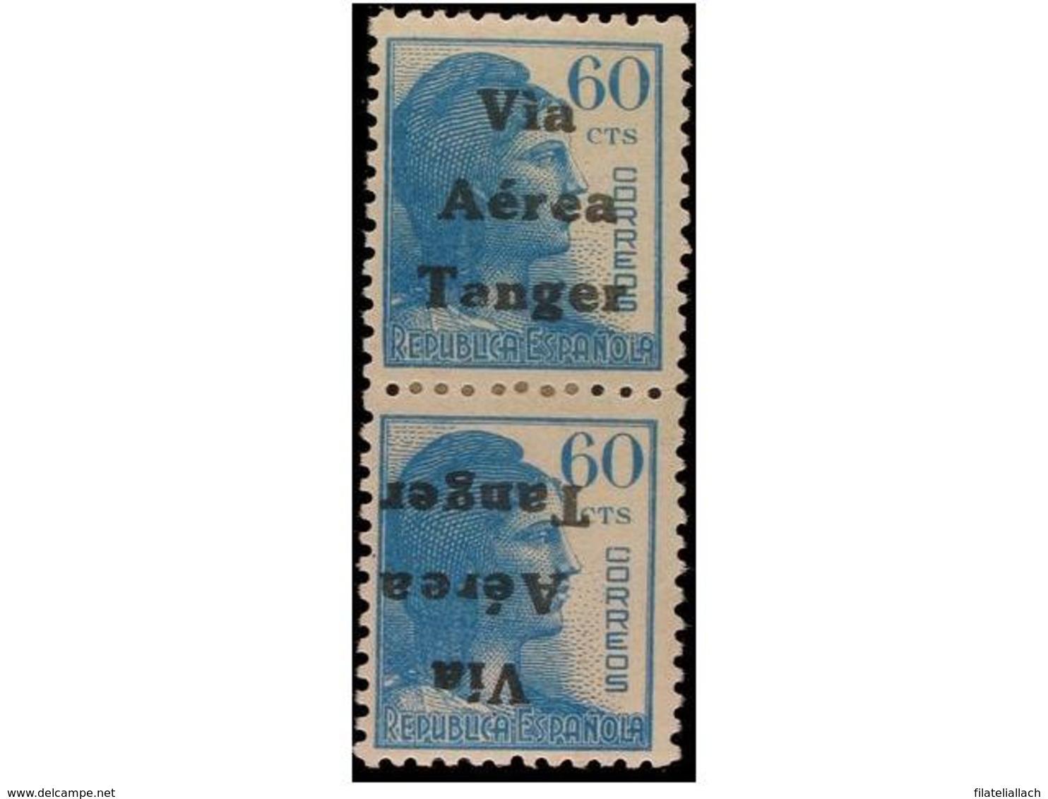 TANGER: SPANISH DOMINION - Spanish Morocco