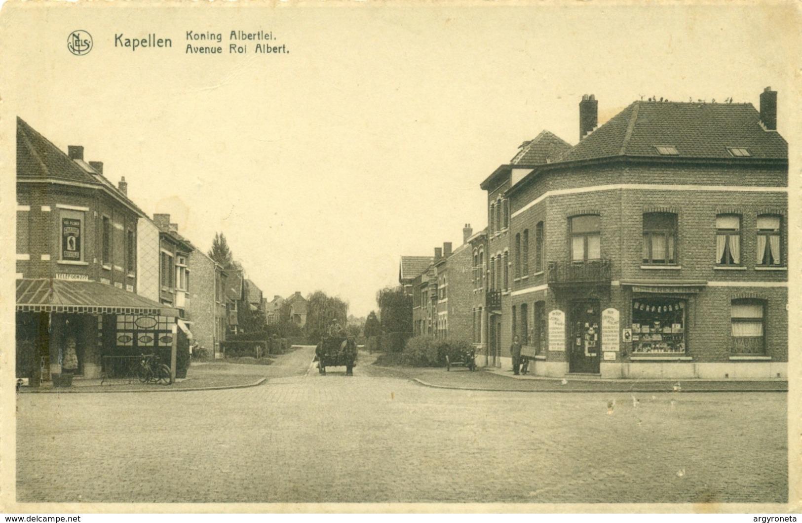 Kapellen - Koning Albertlei - Winkel - Café - Kapellen