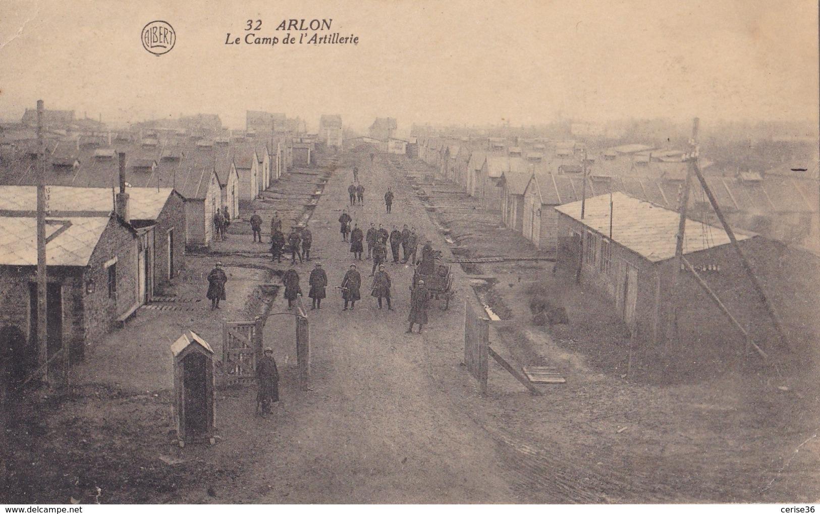 Arlon Le Camp De L'Artillerie - Arlon
