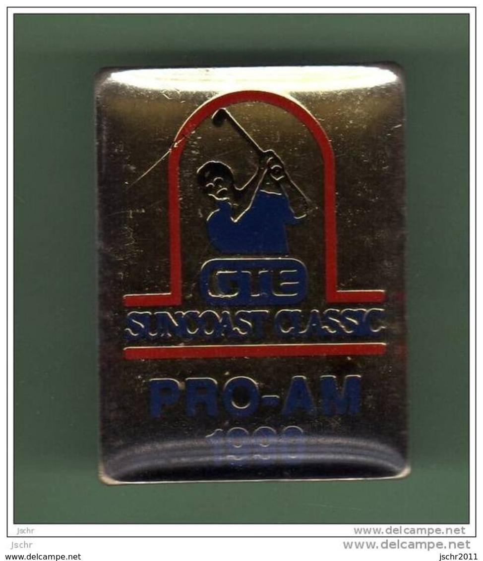 GOLF *** PRO-AM 1990  *** 1068 - Golf