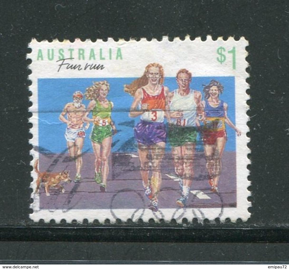 AUSTRALIE- Y&T N°1144- Oblitéré - 1990-99 Elizabeth II