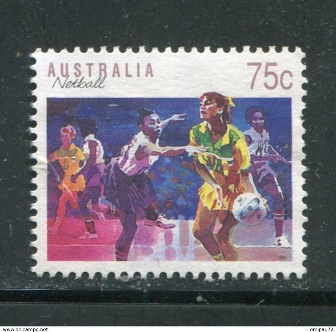 AUSTRALIE- Y&T N°1219- Oblitéré - Gebruikt