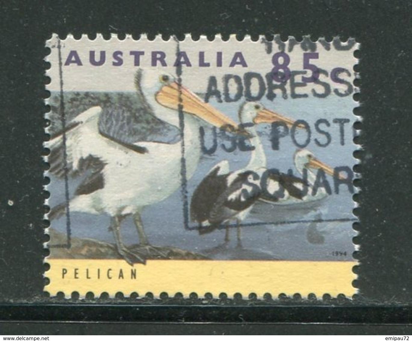 AUSTRALIE- Y&T N°1355- Oblitéré - 1990-99 Elizabeth II
