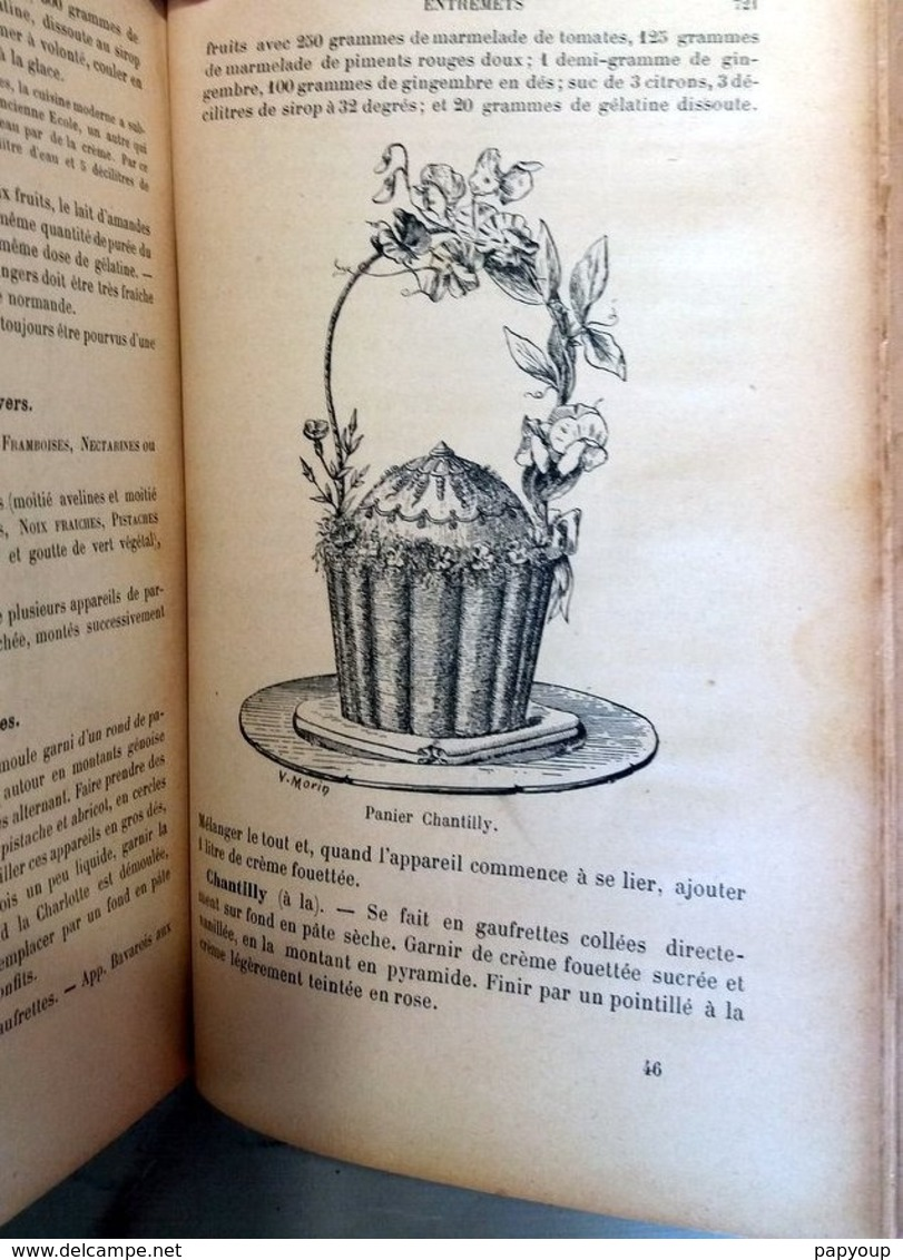 Escoffier édition Originale Guide Culinaire Autographe - Livres, BD, Revues