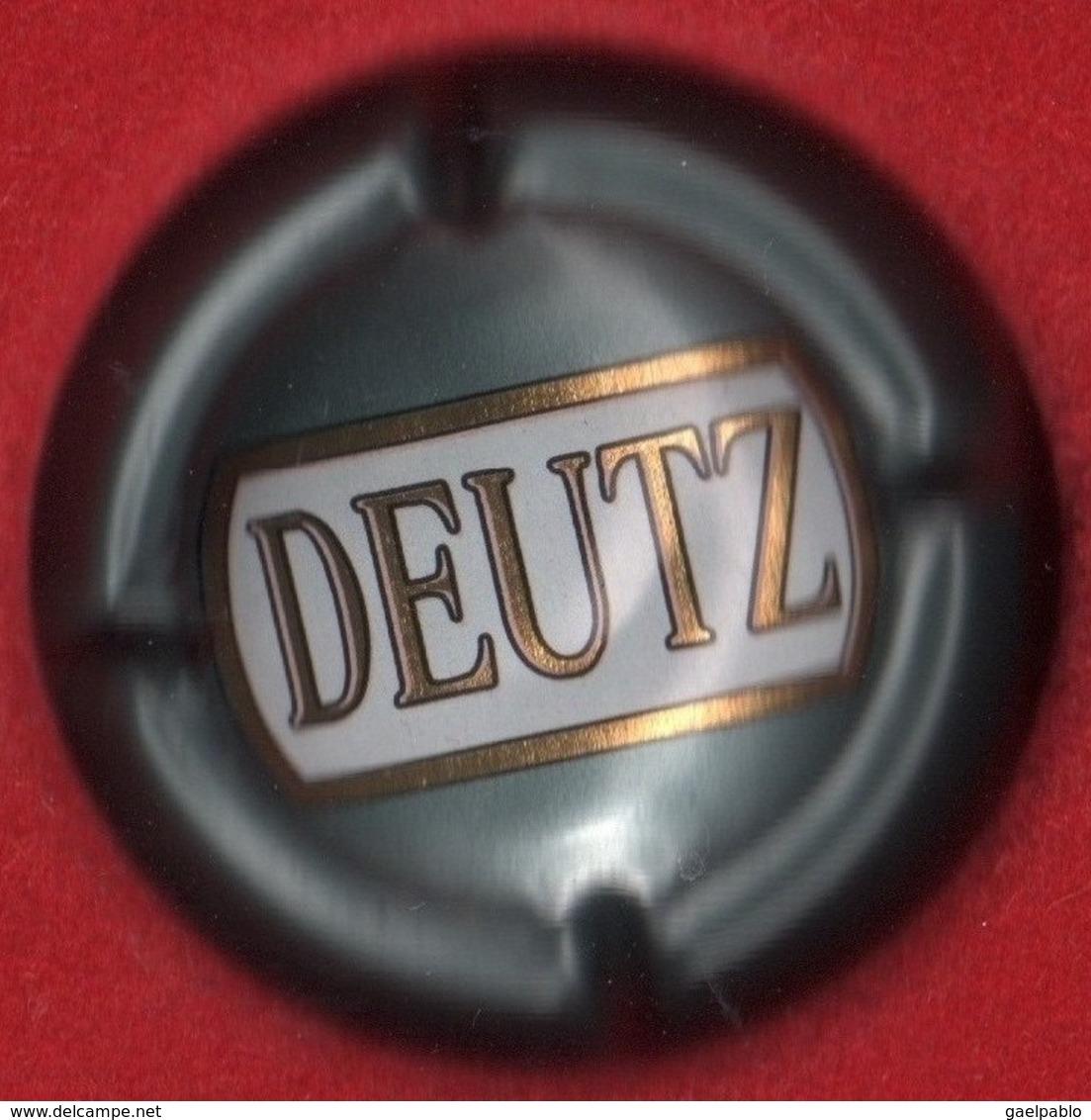 DEUTZ  N°23h  Lambert Tome 1  128/28  Diam. 32 Mm  Gris-bleu - Deutz