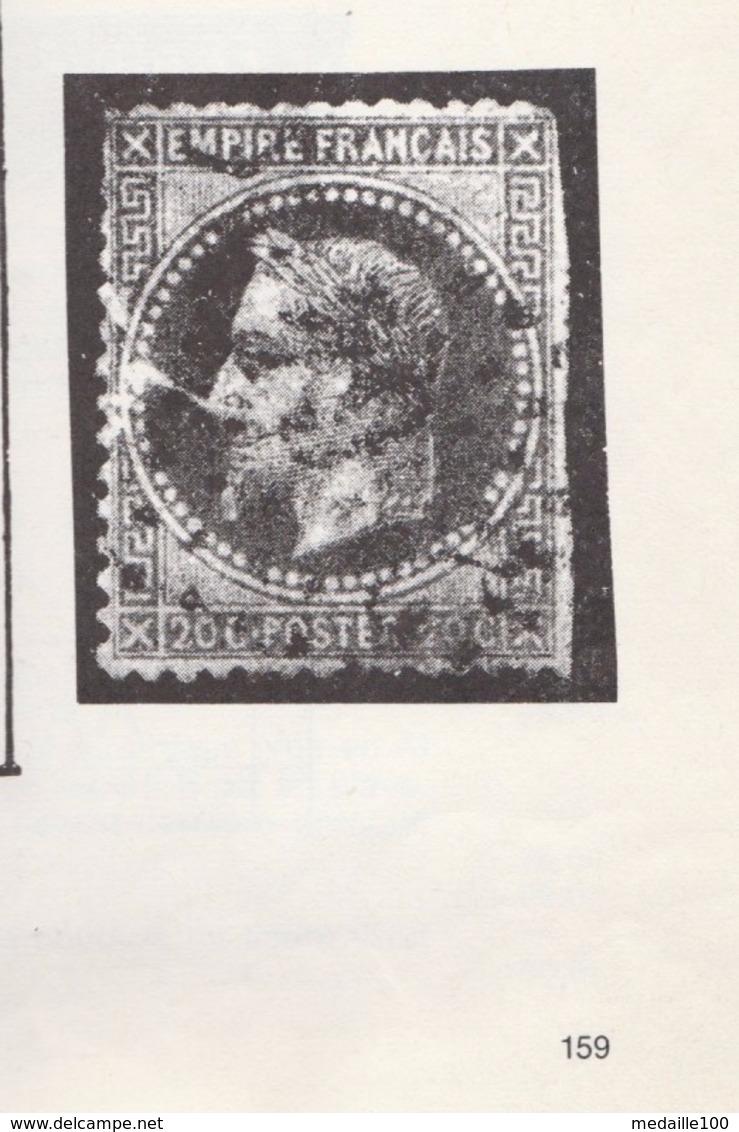 N° 29 Variété SUARNET à La Pipe état Complet  Ce Timbre A été Utilisé Dans L'édition De  1976 SUARNET BARRAT - 1863-1870 Napoléon III Lauré