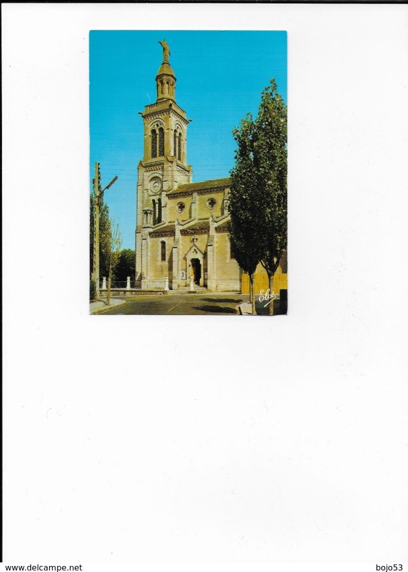 33 - 3   ARCACHON  Eglise St Ferdinand - Arcachon