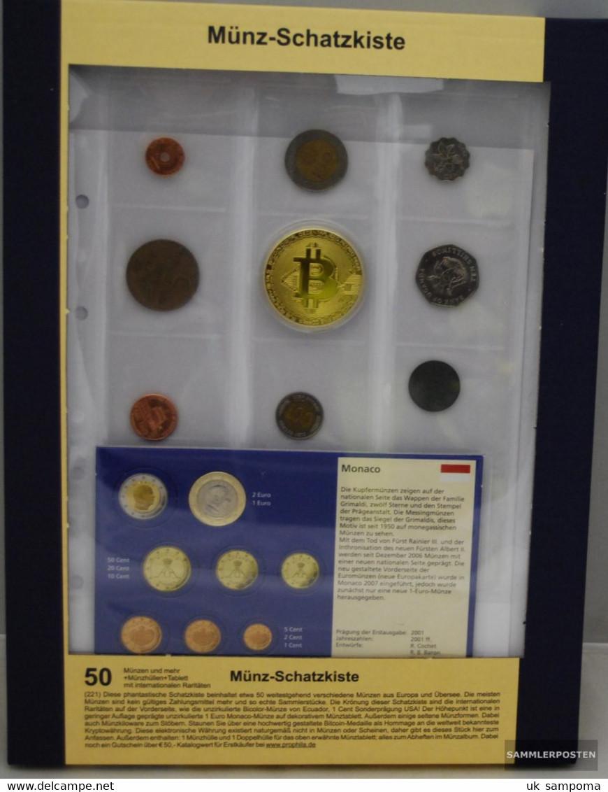 All World Coins Treasure Chest Number. 221 - Munten & Bankbiljetten