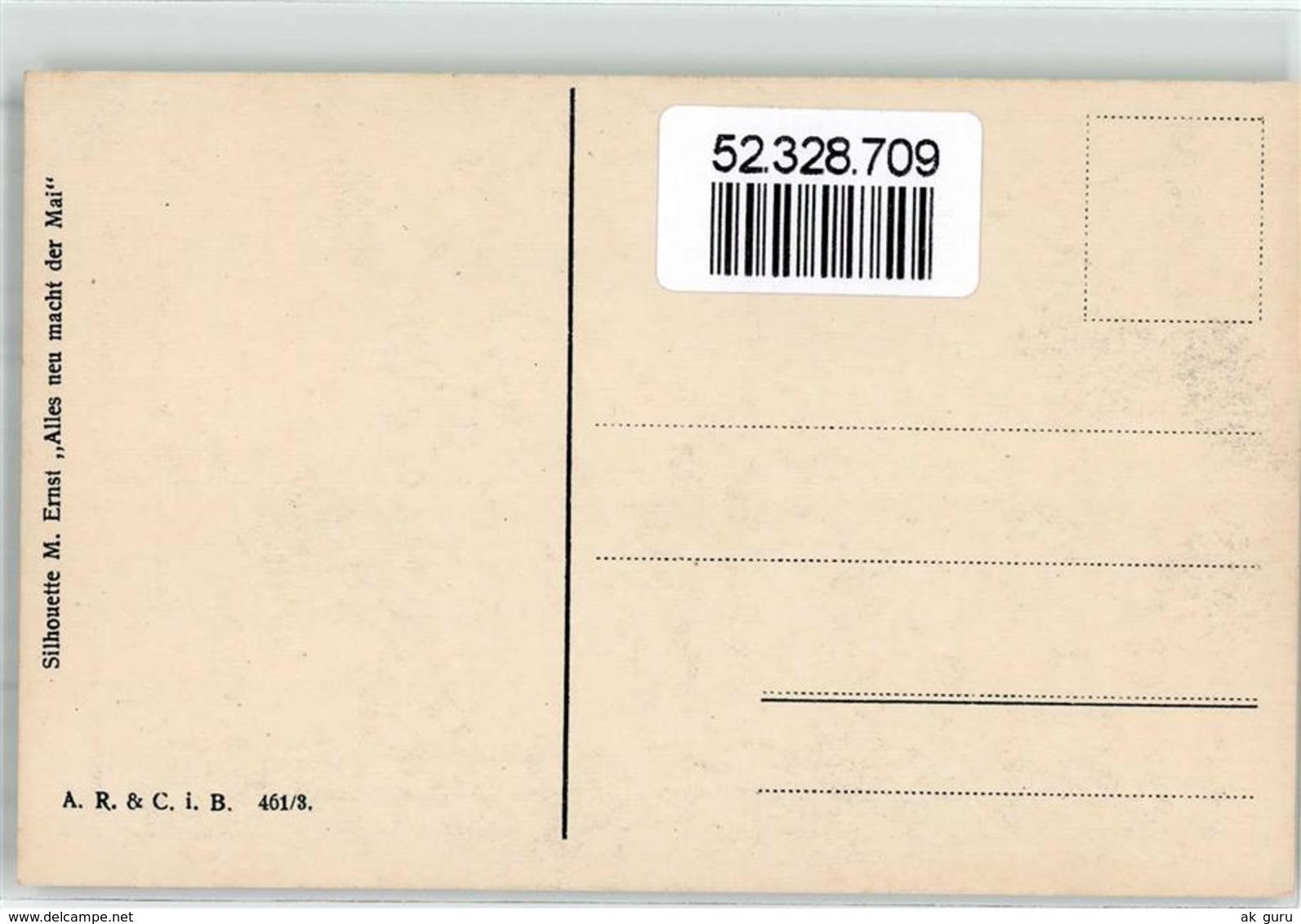 52328709 - Silhouette - Scherenschnitt - Silhouette
