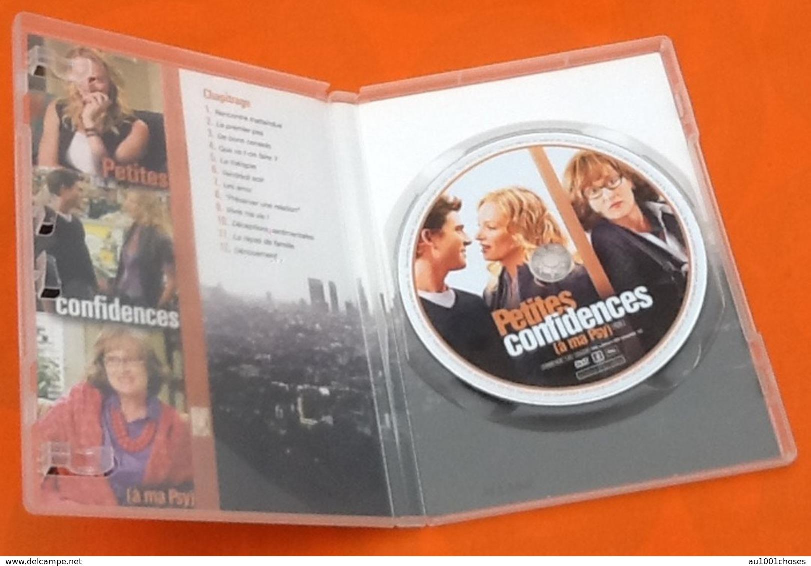 DVD Petites Confidences (à Ma Psy) Un Film De Ben Younger Avec Uma Thurman, Meryl Streep, Bryan Gree... (2006) - Komedie