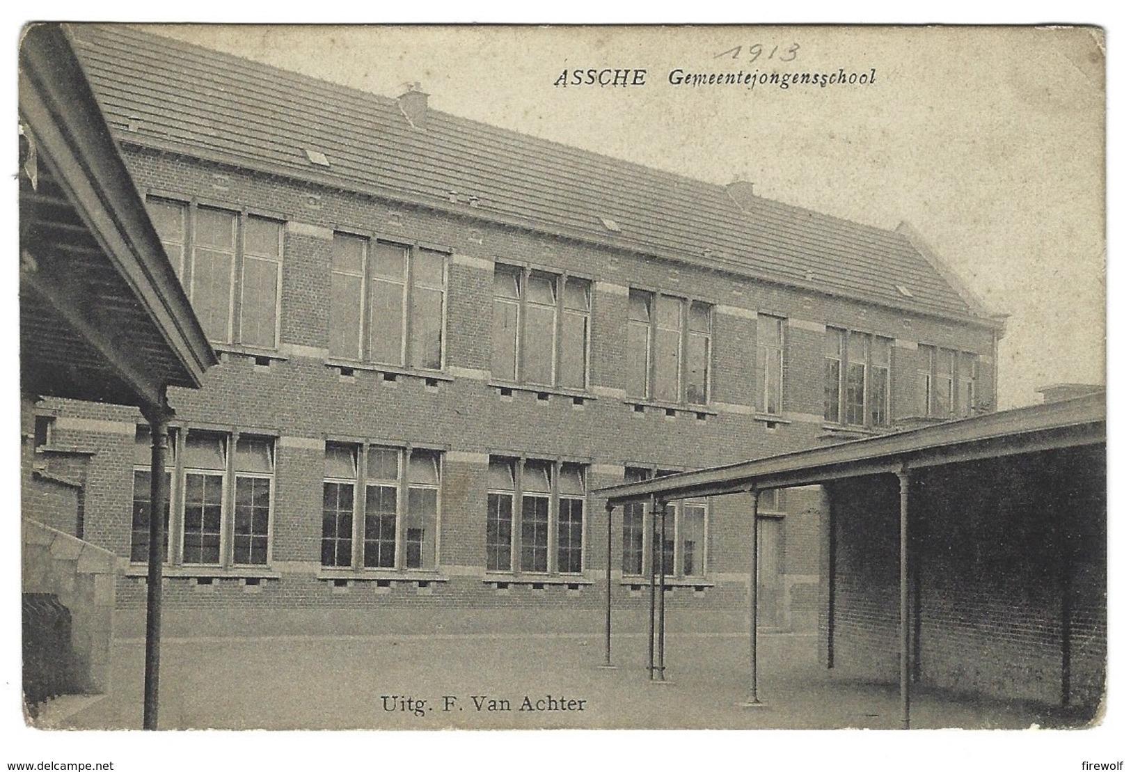 X02 - Assche - Gemeentejongensschool - Asse