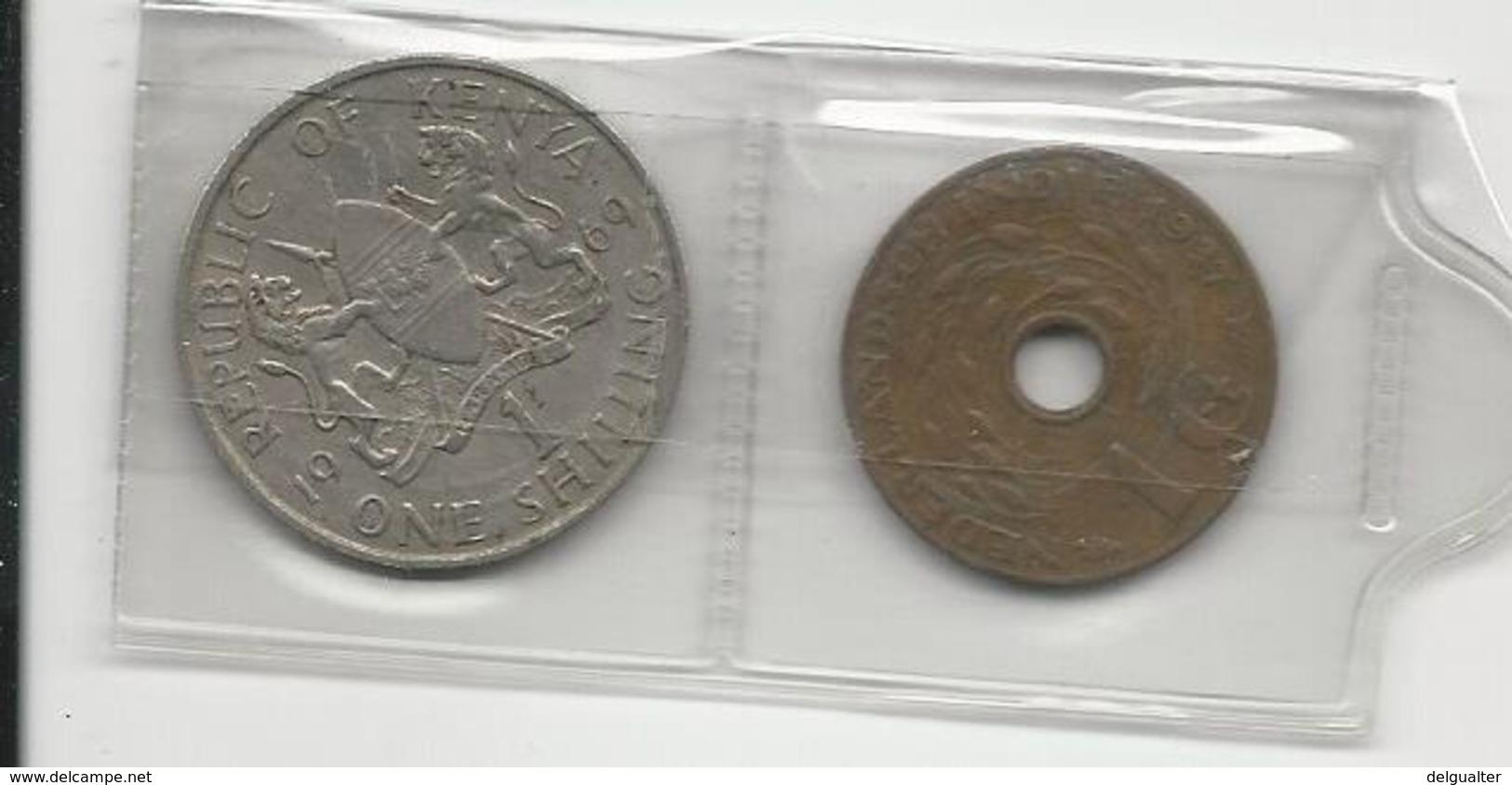 2 Coins - Munten & Bankbiljetten