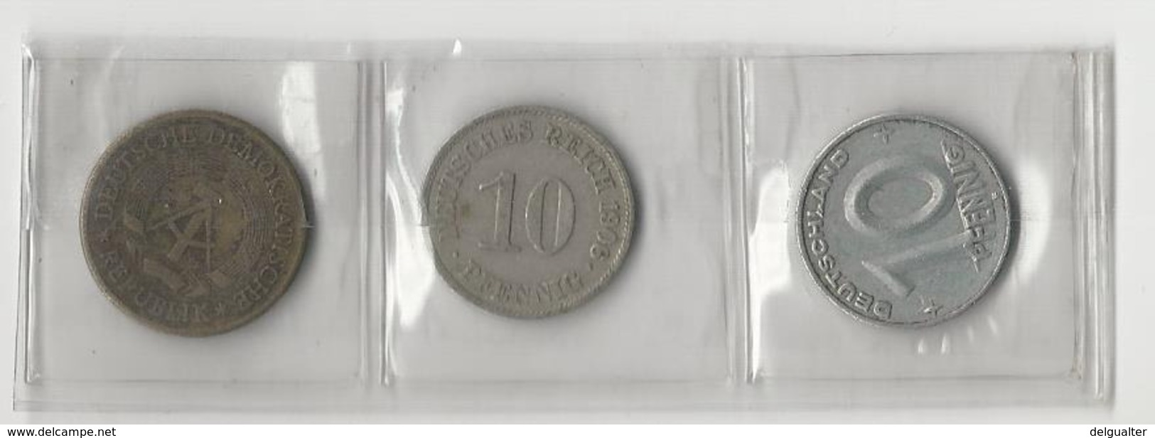 3 Coins - Coins & Banknotes