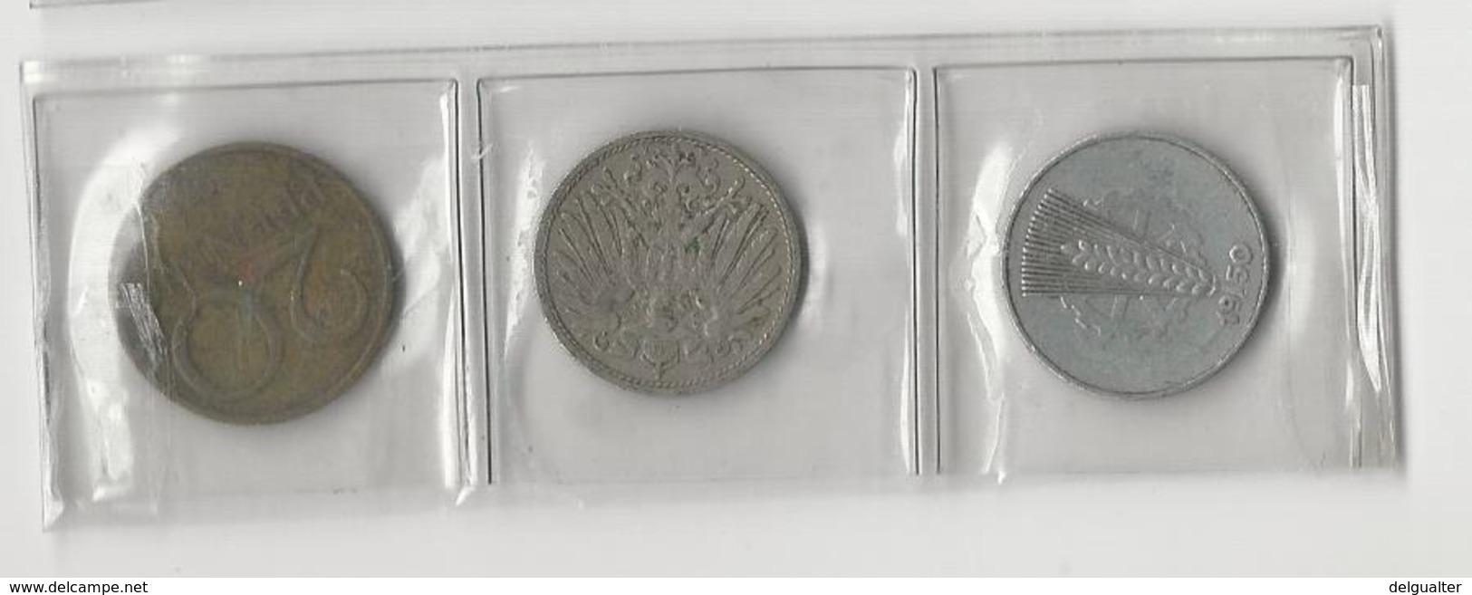 3 Coins - Münzen & Banknoten