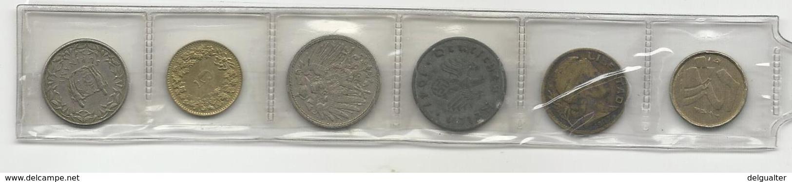 6 Coins - Munten & Bankbiljetten