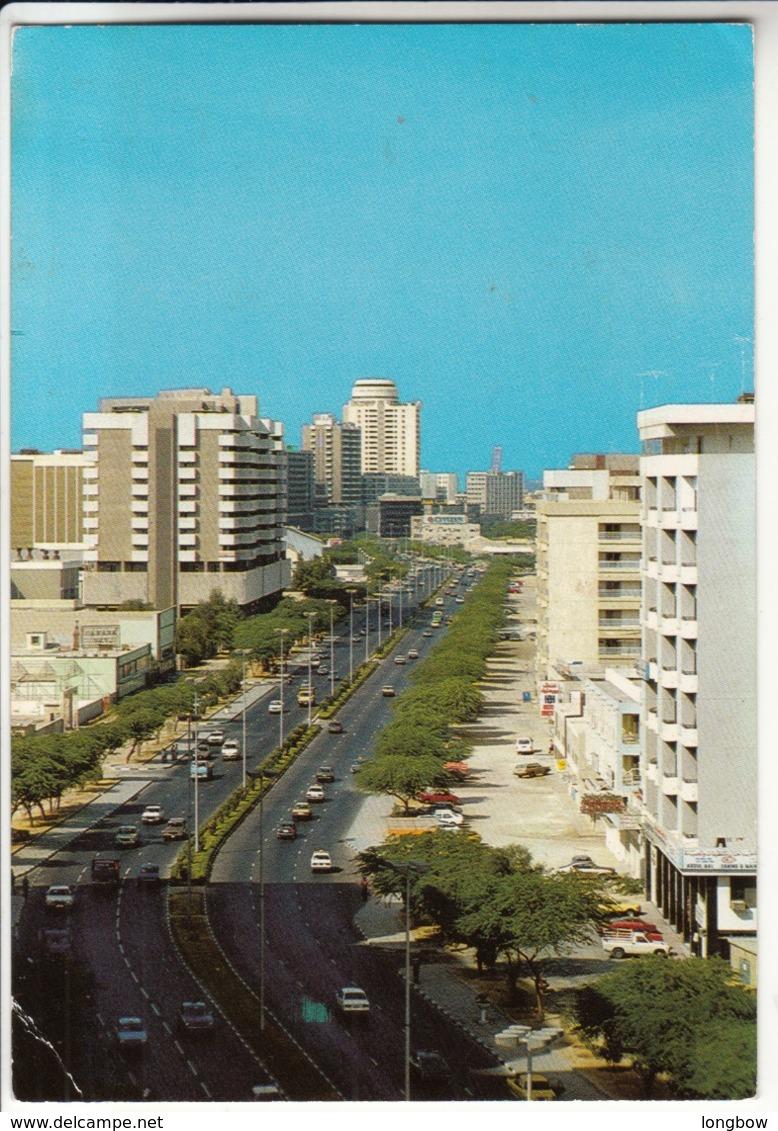 Maktoum Streer Dubai  , U.A.E. - Emirati Arabi Uniti