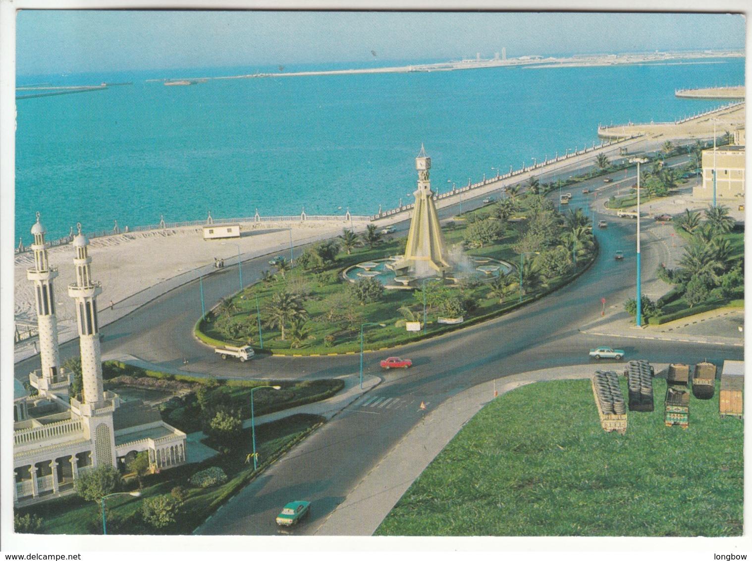View Of Khalid Mosque Abu Dhabi  , U.A.E. - Emirati Arabi Uniti