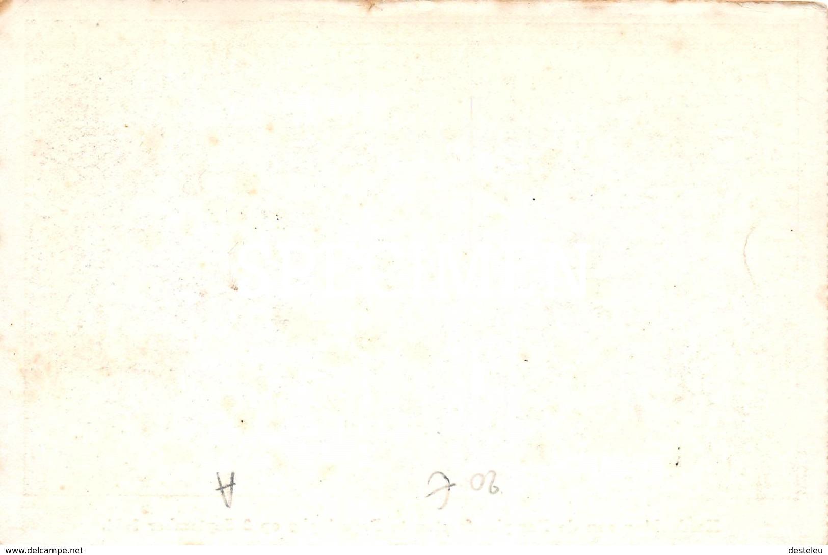Herdenking Aan De Pompiersfeesten  1934 - Poperinghe - Poperinge - Poperinge