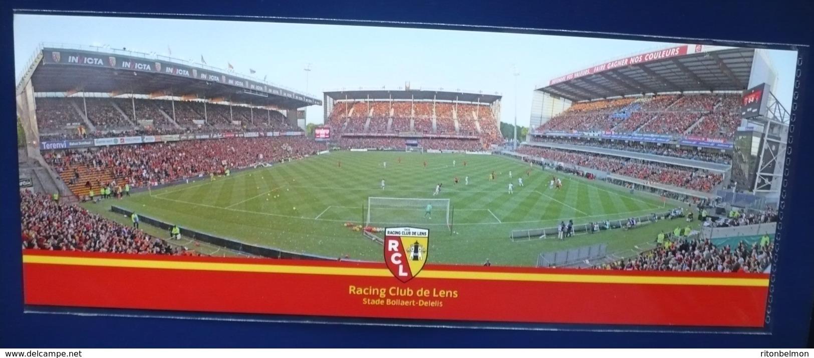 LENS 62 Stade Bollaert RC Lens Stadium Stadio Stadion Estadio - Lens