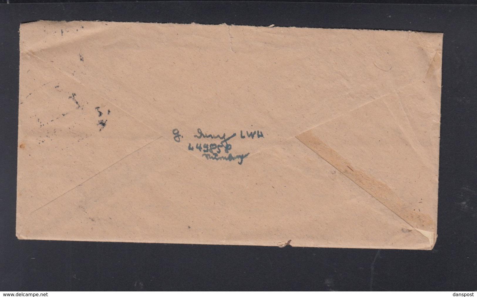 Dt. Reich Feldpost Bahnstempel Aptiert 1944 - Briefe U. Dokumente