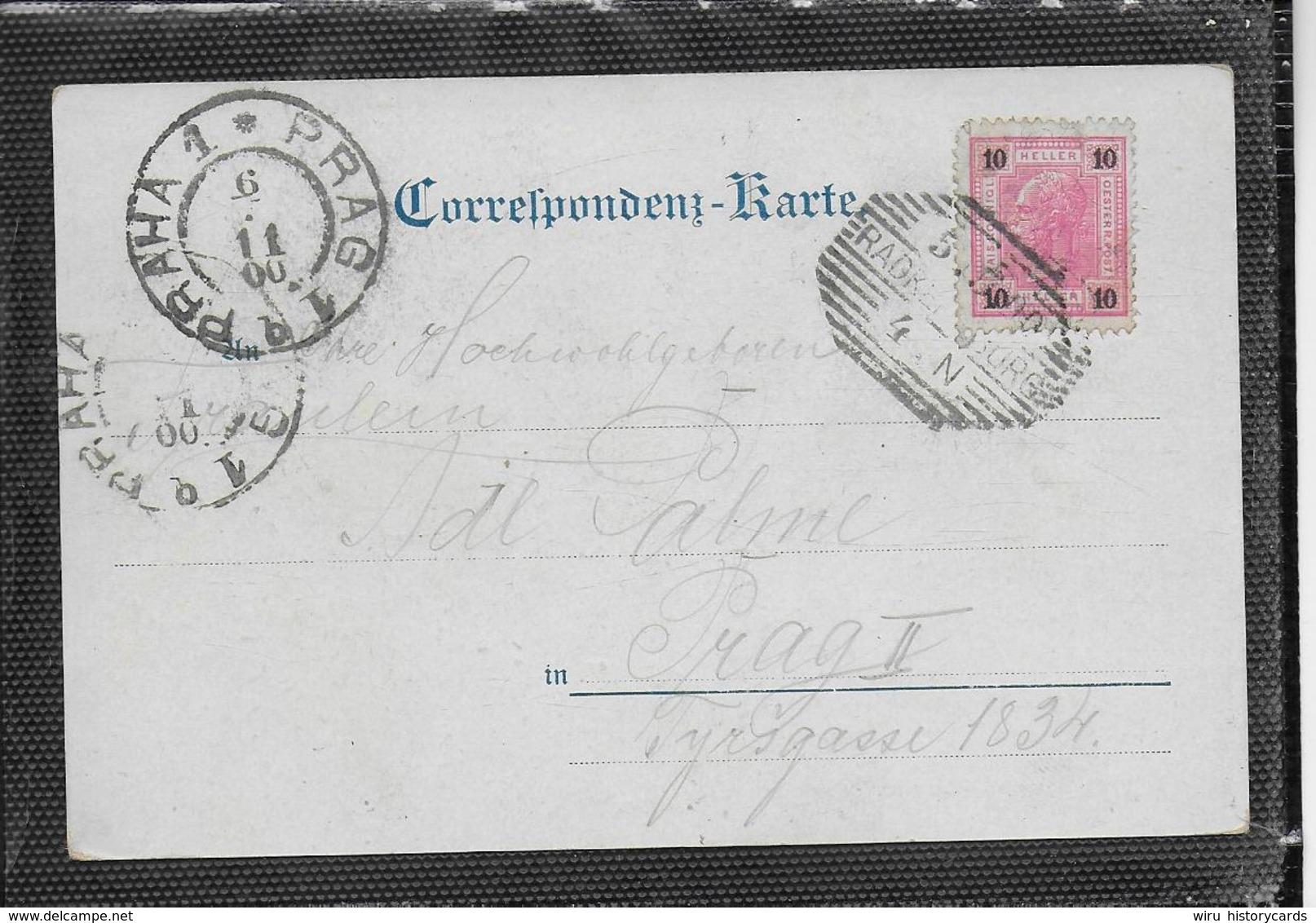 AK 0350  Schloss Spielfeld - Lithographie Um 1900 - Schlösser