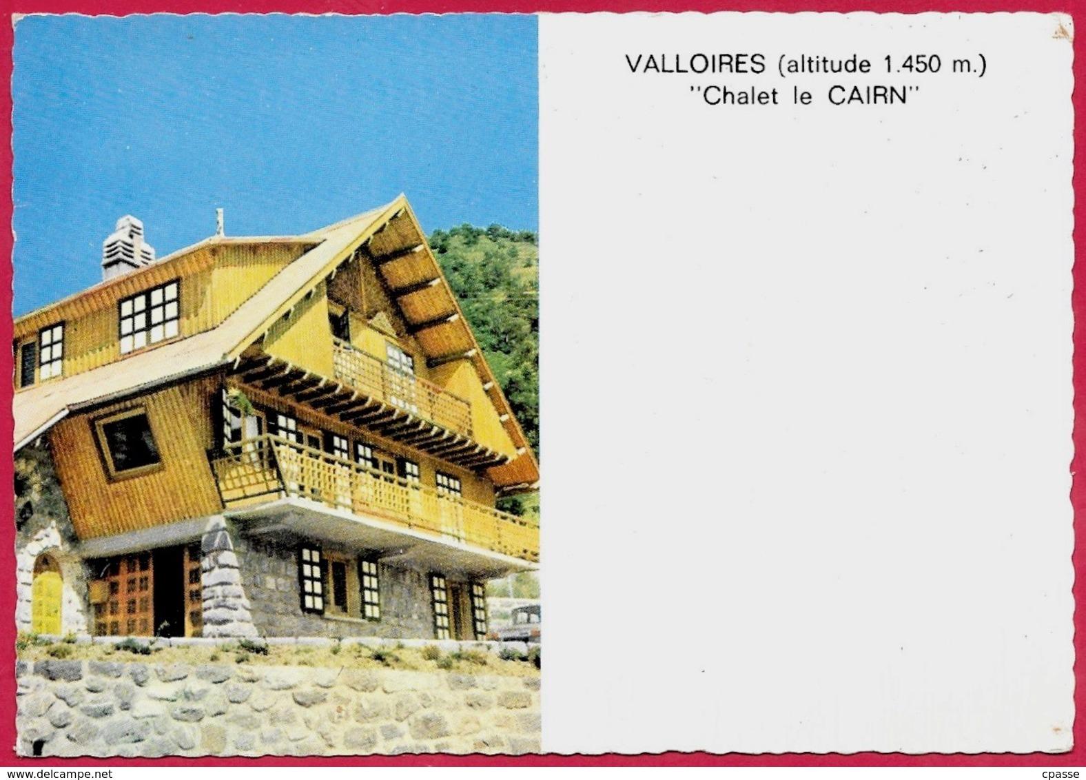 CPSM CPM 73 VALLOIRES Savoie - CHALET LE CAIRN - Sonstige Gemeinden