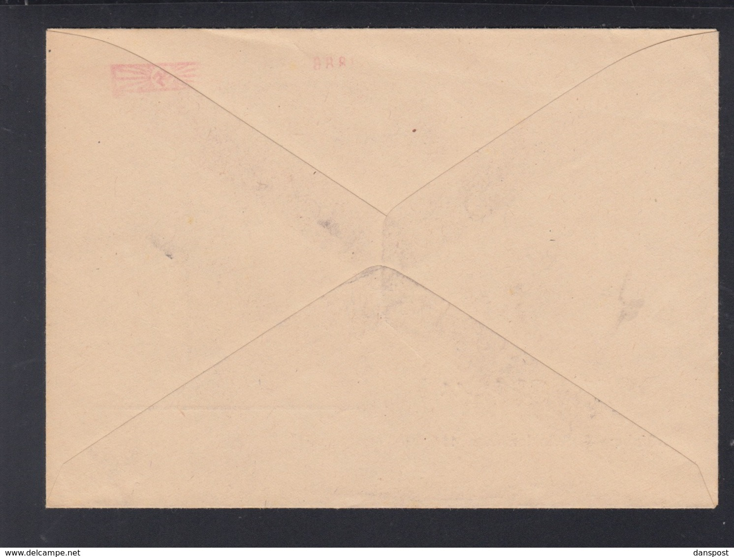 Dt. Reich Brief 1941 Freistempel 8 Uhr-Blatt Nürnberg - Briefe U. Dokumente