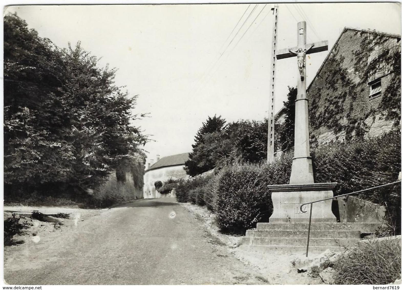 60  Liancourt Saint Pierre  Le Calvaire - Liancourt