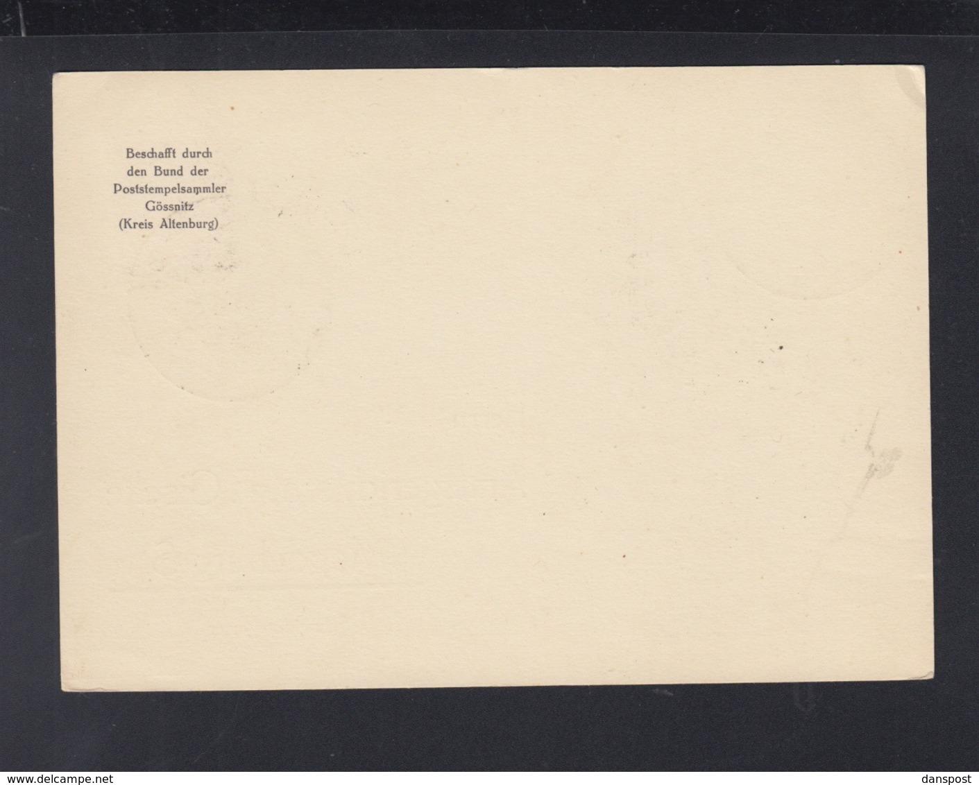 Dt. Reich PK 1935 Int. Deutsche Tennis Meisterschaft - Deutschland
