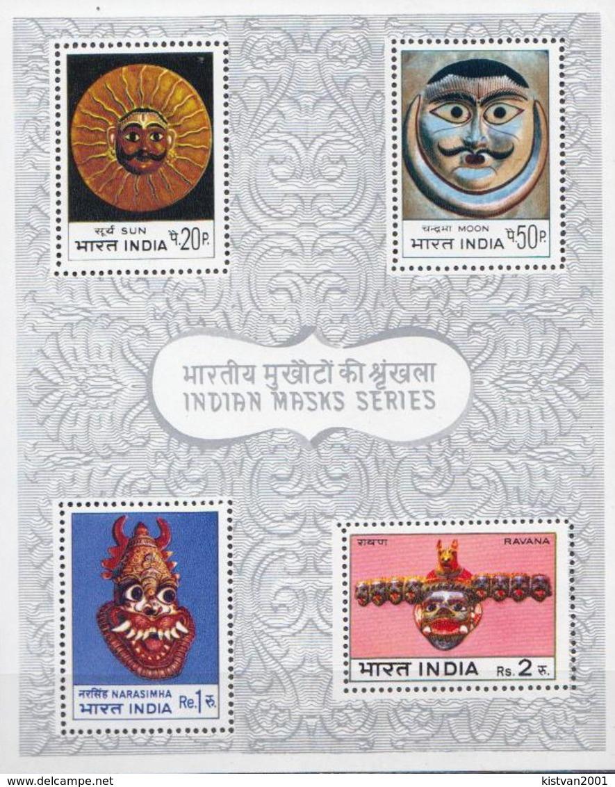 India MNH SS - Kulturen