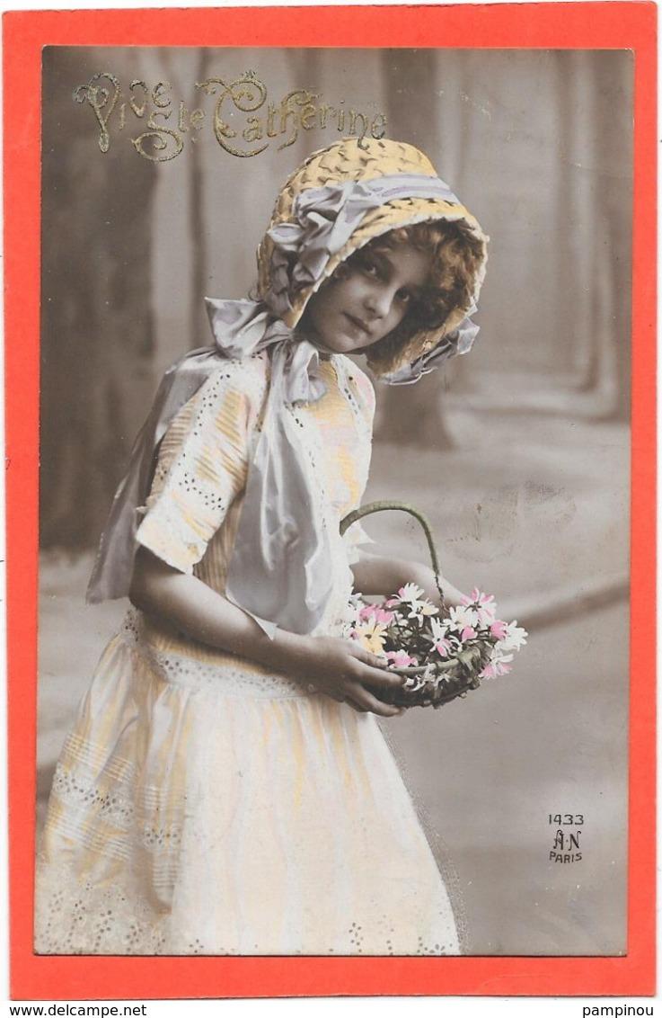 GRETE REINWALD Au Panier De Fleurs - Vive Sainte Catherine - Abbildungen