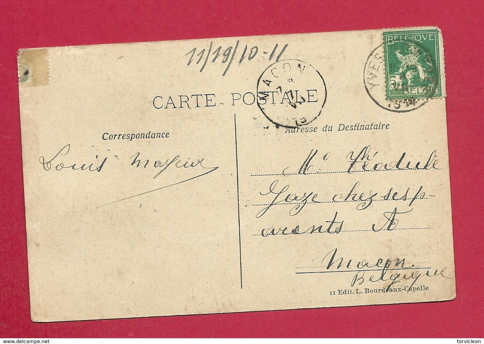 C.P. Yves-Gomezée =   GARE  DE  VOYAN - Walcourt