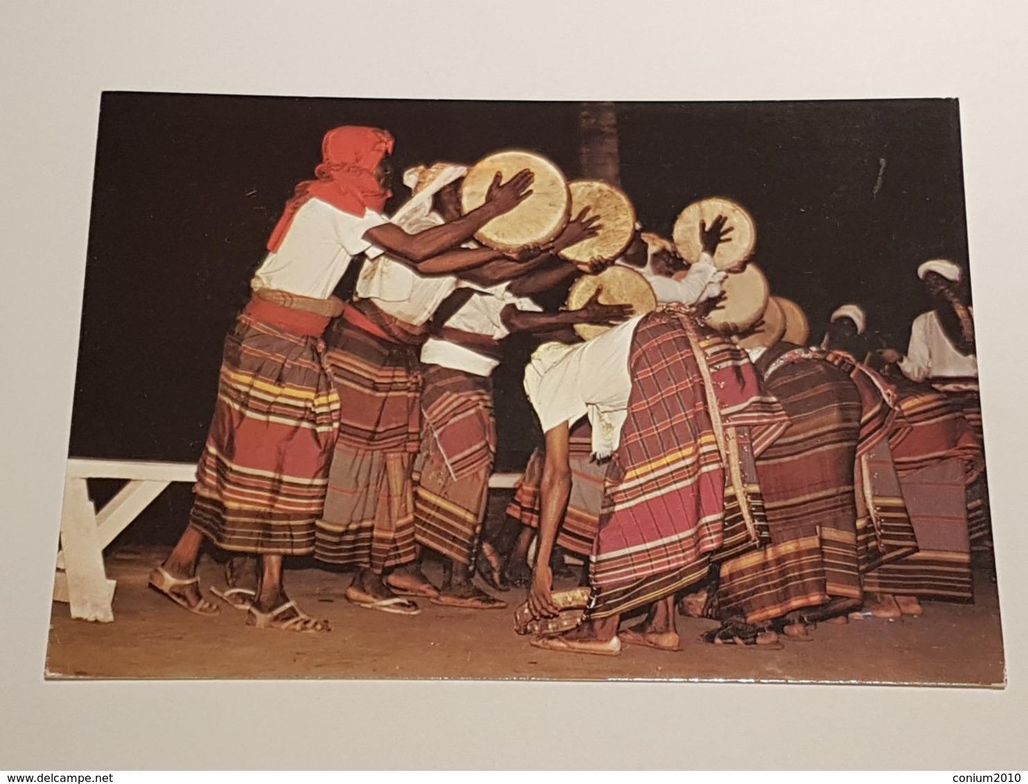Große Komoren, Tam-Tam In Iconi (gelaufen ,  1991); H39 - Comoren
